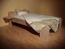 27mm Bett Massivholz Echtholzbett 160x200 Fuß I Doppelbett Gästebett Senioren