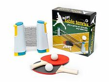 Funtime Instant Tennis de Table Indoor Outdoor Sport jeu jouet