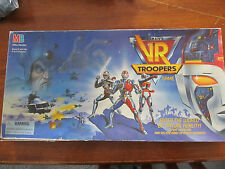 SABAN's VR TROOPERS....Board Game....excellent condition for age, 1994 !!