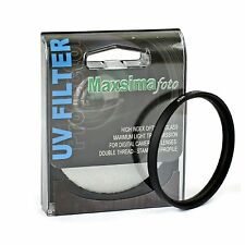 Maxsimafoto 52mm UV Filter for Pentax DA 18-55mm WR Lens. K50 K500 K30 K5 K7 K01