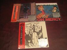 BOB DYLAN OH MERCY PLANET LEGAL 3 JAPAN Replica RARE OBI CD CHRISTMAS SPECIAL