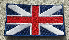 UNITED EMPIRE LOYALISTS FLAG PATCH Embroidered Badge Iron Sew 4.5 x 6cm Canada