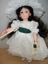 """Robin Woods Doll Lily 14"""" Vinyl Doll Made in USA"""