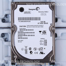 "Seagate (ST9120822A) 120 GB HDD 2.5"" 8 MB 5400 RPM IDE Laptop Hard Disk Drive"