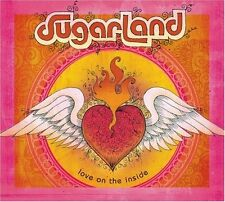 Sugarland : Love on the Inside CD (2008)