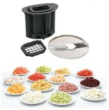 New!! Magimix Dice and French-Fry Kit 3200XL 4200XL 5200XL