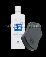 Autoglym Car Glass Polish 325ml & Perfect Polish Applicator AUTHORISED STOCKIST