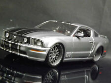 Maisto Prorodz 1:24 Ford Shelby Mustang GT American Muscle car Grey