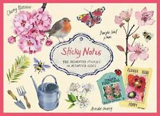 Galison Cherry Blossom Garden Sticky Notes 480 Decorated Stickies!