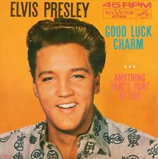 ★☆★ CD Single Elvis PRESLEY Good Luck Charm 2-track CARD SLEEVE  ★☆★