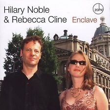 FREE US SH (int'l sh=$0-$3) ~LikeNew CD Hilary Noble & Rebecca Cline: Enclave