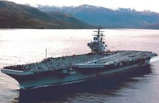 USS RONALD REAGAN 8X10 PHOTO CVN-76 NAVY US USA MILITARY GUIDED MISSILE CRUISER