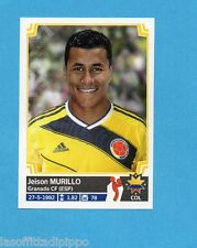 COPA AMERICA 2015 CHILE-Figurina n.238- MURILLO -COLOMBIA-NEW-BLACK BACK