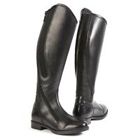 Toggi Cartwright Long Leather Horse Riding Boots Competition