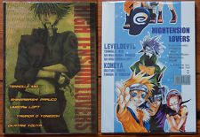 Naruto bl doujinshi-high tension Lovers-komeya & Level Devil