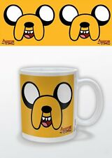 ADVENTURE TIME JAKE MUG NEW GIFT BOXED 100 % OFFICIAL MERCHANDISE