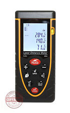 260 FEET LASER DISTANCE METER, RANGE FINDER,MEASURING,TAPE,AREA.VOLUME