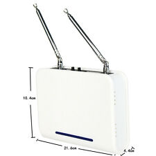 433MHz Wireless Repeater Signal booster Learning Code Extender For Call Button