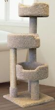 "DELUXE 52"" KITTY PAD CAT TREE BY NEW CAT CONDOS - *FREE SHIPPING IN THE U.S.*"