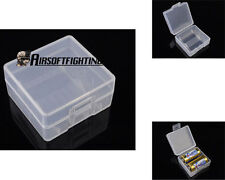 Soshine 2 Cell 18350 Battery Case Box Holder Storage for 2pcs 18350 batteries A