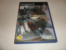 PlayStation 2  Zone of the Enders