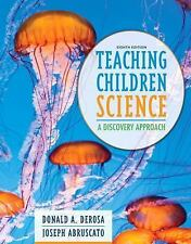 Teaching Children Science: A Discovery Approach, Enhanced Pearson eText -- Acces