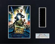 Star Wars The Clone Wars   8 x 10 film cells