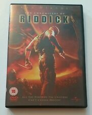 The Chronicles Of Riddick - Region 2 - Very Good Condition - DVD - Tested