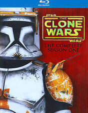 Star Wars The Clone Wars: The Complete Season One (TV Series) [Blu-ray] DVD, Dee
