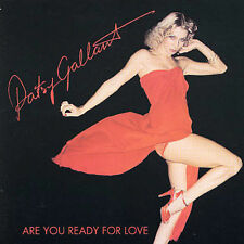 Are You Ready for Love by Patsy Gallant (CD, Nov-2002, Attic)