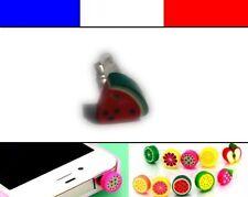 Cache anti-poussière jack universel iphone protection capuchon bouchon PASTEQUE2