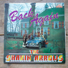 THE SHAKIN´ ARROWS - BACK AGAIN