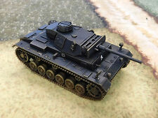 Well Painted Rubicon Models 28mm 1/56 scale World War 2 German Panzer IIIL