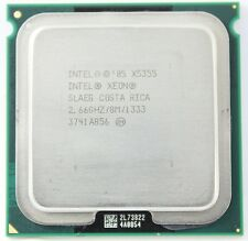 Processore CPU X5355 Intel Xeon Quad Core ( 2.66GHz 8MB 1333MHz SLAC4 LGA771)