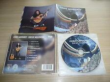 @ CD CHRIS SAVOUREY - END OF MILLENIUM / BRENNUS RECORDS 1996