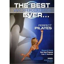 Best Workouts Ever - Pilates (2008, DVD)