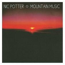Nic Potter Mountain Music CD NEW SEALED Van Der Graaf Generator