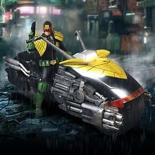 ONE:12 COLLECTIVE Judge Dredd's Lawmaster 1:12 SCALE Vehicle black version