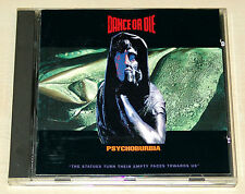 DANCE OR DIE - PSYCHOBURBIA - CD - ELECTRONIC BODY MUSIC EBM