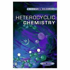 Heterocyclic Chemistry (3rd Edition), Gilchrist, Thomas. L., Acceptable Book