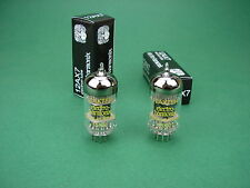 2 x 12ax7 eh/ecc83 Electro Harmonix nuevo tubos/tube New
