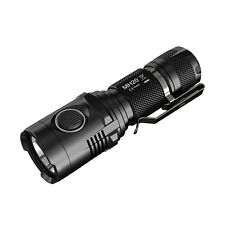 NiteCore MH20 Cree XM-L2 U2 LED 1000 Lumens USB Rechargeable Flashlight Torch