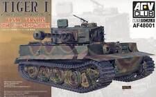 AFV Tiger I stampaf Tardi Finale Versione Sd.Kfz.181 Pz.VI 1:48 Modello kit kit