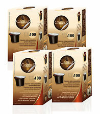 SPECIAL $ NESPRESSO compatible 400 fillable capsules - NEW Series 2 by Capsul'in
