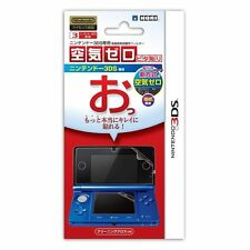 NEW Nintendo 3DS Licensed Put protective film Cover product air zero pita HORI