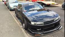 Nissan S14 S14a S15 Gloss Side Steps / Side Skirt Extensions Aero Performance 4