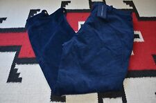 Ralph Lauren Blue Label Cotton Blend Elastic Moleskin Pants 14
