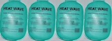 4 Heat Wave Instant Reusable Hand Warmers, portable-long lasting , made in USA