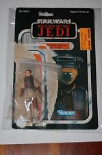 Princess Leia Boushh-Loose-Star Wars-Return of the Jedi-With 65 Back Card