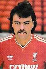 Football photo > john wark liverpool 1986-87